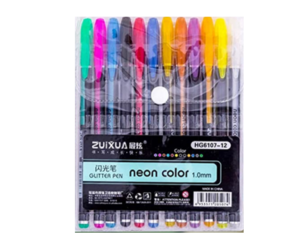 Neon Color Highlighters