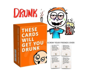 These Cards Will Game Get You Drunk