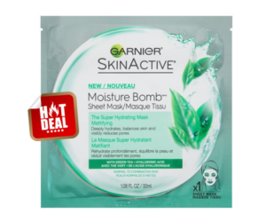 1 CVS Deal - Garnier Skinactive Mask