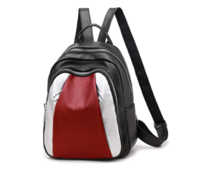 Backpack Purse in Soft Faux Leather - 4 Choices