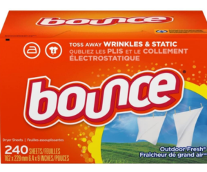 Bounce Dryer Sheets 240ct