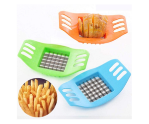 DIY French Fried Potatoes Grid Vegetable Tool