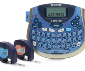 DYMO Compact Label Maker with 2 Tapes
