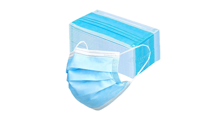 Disposable Face Masks 3 Protection Layers