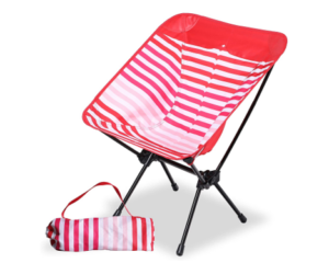 Folding Camping Chair, Compact & Ultralight