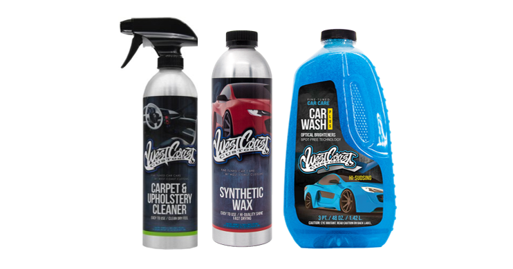 Freebie Alert - West Coast Customs Car Product