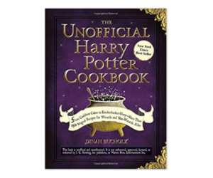 Harry Potter Cookbook with 150+ Magical Recipes