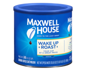 Maxwell House Ground Coffee, 30oz