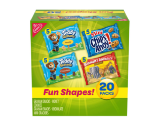 Nabisco Fun Shapes Cookie Cracker Mix 20ct