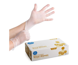 Powder Free Latex Gloves 100ct Xlg