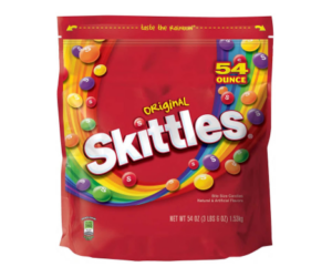 Skittles Original Fruity Candies, 3 Pounds