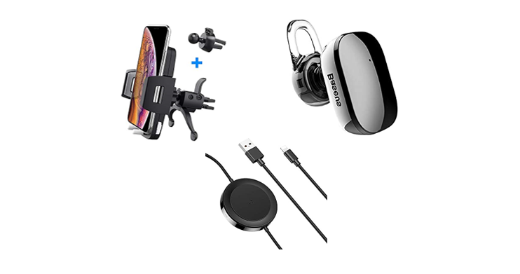 Cell Phone Accessories; Headphones, Chargers & More
