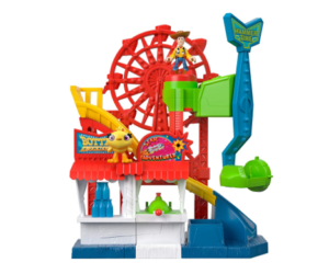 Fisher Price Disney Pixar Carnival Playset