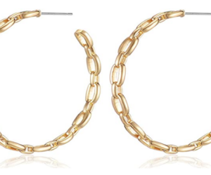 Hoop Earrings with 20 Styles to Choose From