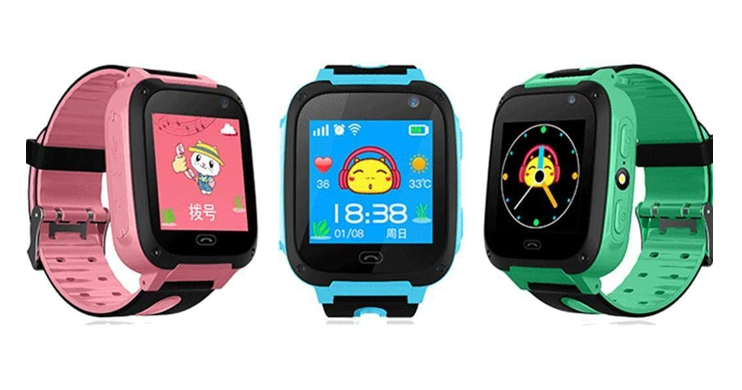 Kids Smart Watch with Positioning Tracker