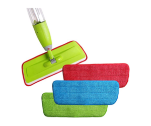 Microfiber Mop Heads Replacement Pads