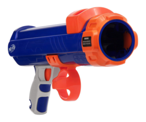 Nerf Tennis Ball Blaster Dog Toy with Ball