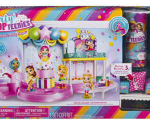 Party Popteenies Playset with Dolls & More