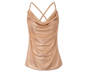 Sleeveless Sparkle Shimmer Tops, in 4 Colors