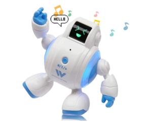 Talking Robot Toy with Sound Interaction