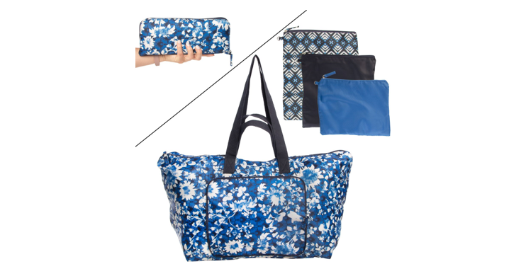 Travel Tote Set, 4 Pieces, One Low Price
