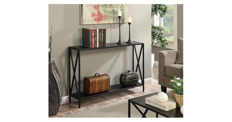 Tuscan Console Table by Convenience Concepts