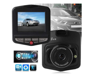 Auto Camera & Vehicle Traffic Recorder Kit