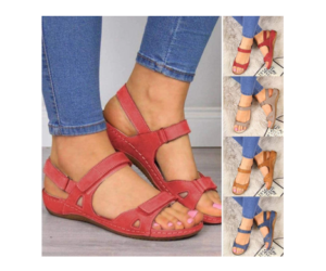 Breathable Sandals for Women, 4 Color Choices