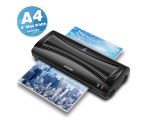 Laminating Machine with Fast Warm-Up
