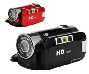 Mini HD Camera & Video Camcorder