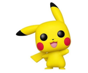 Pikachu Pokemon Funko Pop Vinyl Toy