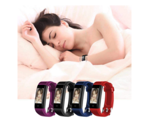 Smart Watch, Waterproof & Bluetooth, 4 Colors