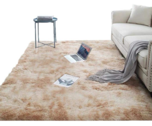 Ultra Soft Throw Rugs, in 7 Colors, Extra Plush