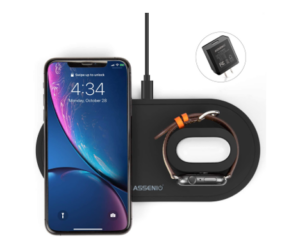 Apple Wireless Charger 3-in-1 Dock Station