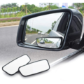 Blind Spot Mirrors with Wide Angle, Set of 2