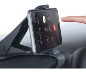 Cell Phone Holder Car Dashboard Mount