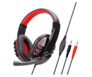 Gaming Headphones with Noise Cancellation