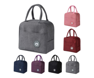 Insulated Lunch Bag - Keep it Warm or Cold