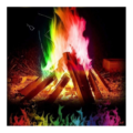 Multicolored Flame Powder Magic Kit