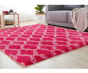 Non Slip Rectangle Floor Mats & Area Rugs