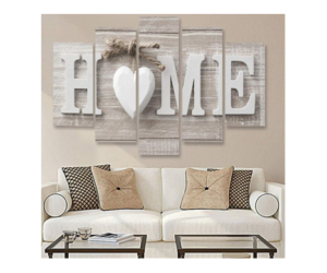 Wooden Wall Art - HOME Decoration