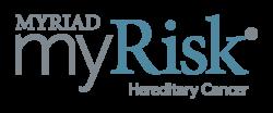 Myriad Test logo