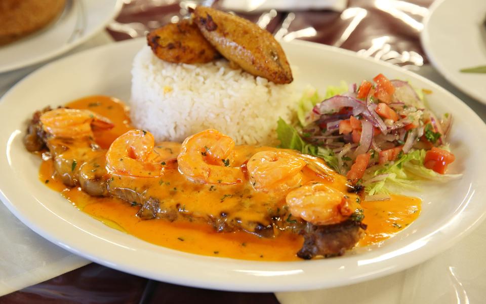 shrimp-steak