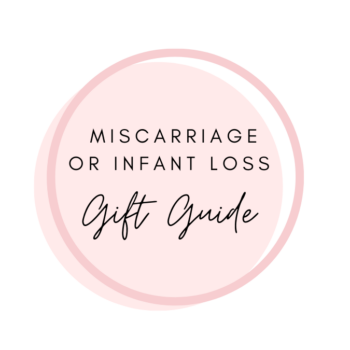 Mama of miscarriage or Infant Loss-  Gift Guide