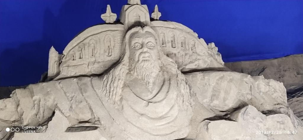 Sand Sculptures-1
