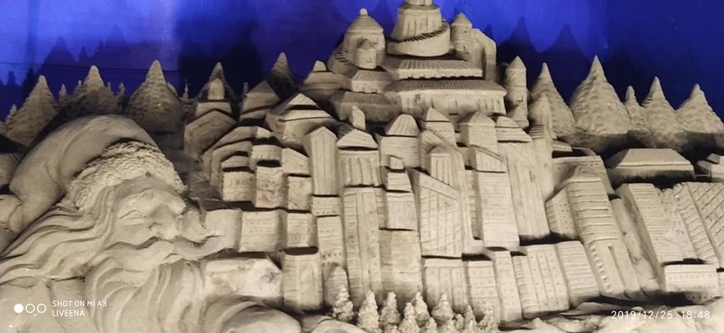 Sand Sculptures-2