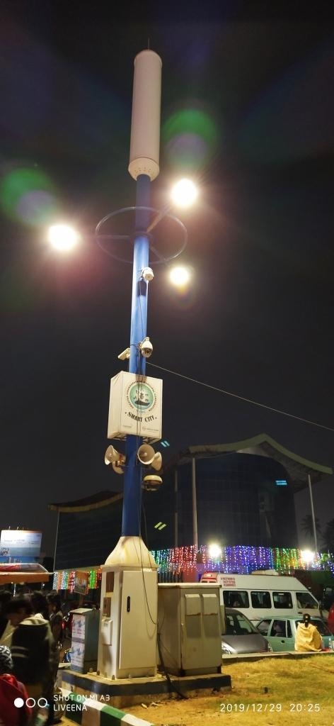 Smart Pole
