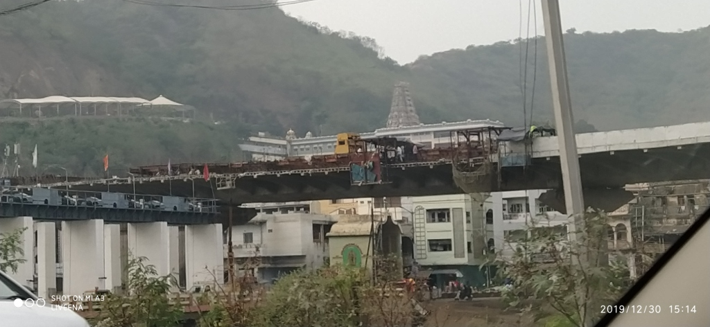 Vijaywada-Durga Temple