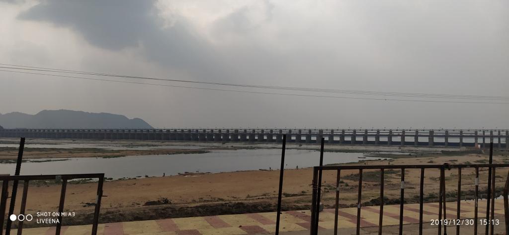 Vijaywada-Prakasam Barrage