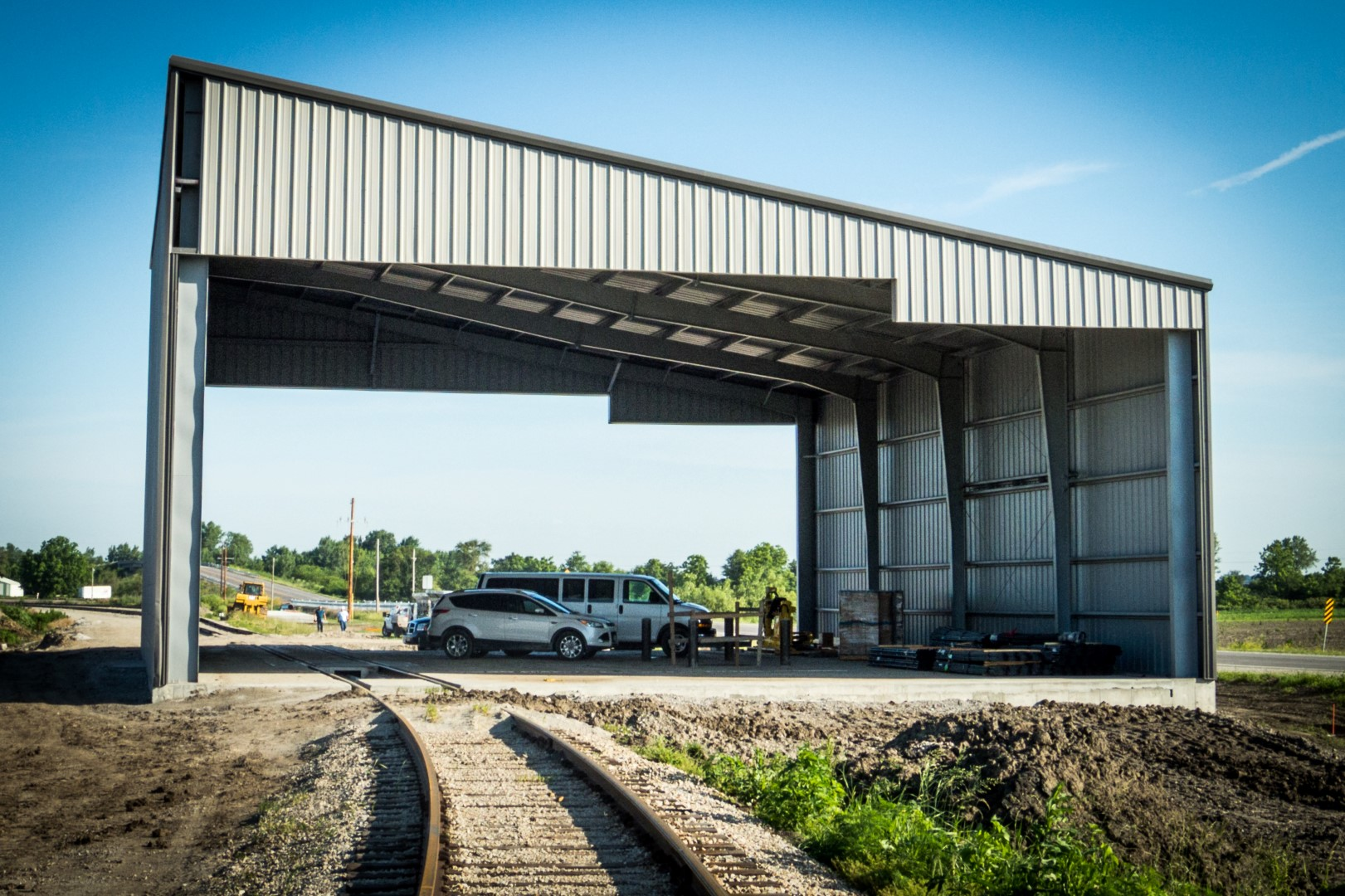 Hardin, Missouri – Fertilizer Storage and Handling